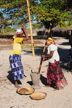Mozambique. Photo: luca.gargano, via Flickr