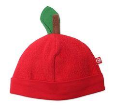 Zutano Unisex-Baby Infant Cozie Fleece Apple Super Fruit Hat #Zutano #Unisex-Baby #Infant #Cozie #Fleece #Apple #Super #Fruit #Hat