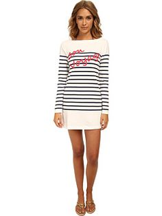 Sperry Top-Sider Bon Voyage Boatneck Tunic Cover Up