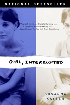 Girl, Interrupted - In after a session with a psychiatrist she'd never seen before, eighteen-year-old Susanna Kaysen was put in a taxi and sent to McLean Hospital. What is insanity? What is reality? Books You Should Read, I Love Books, Great Books, Books To Read, Free Reading, Reading Lists, Book Lists, Girl Interrupted, Ray Charles