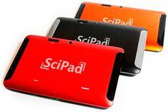 TabletPhone SciPad  www.importandroid.com