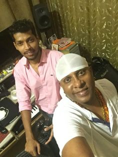 When new school meets the old school. Something hot is for real cooking Musicaholics along with the drummer man Sivamani
