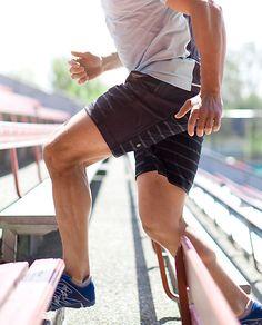 {Men's Pace Breaker Short from @lululemon athletica...a fan favorite of trainer Nick}