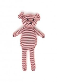 Bear soft toy - thaliaetbubu.com