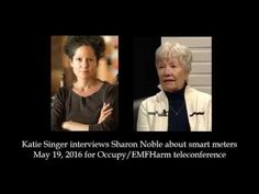 Katie Singer interviews Sharon Noble about smart meters May 19, 2016