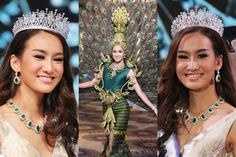 Atcharee Buakhiao crowned as Miss Earth Thailand 2016
