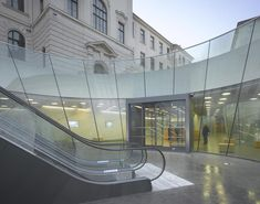 Joanneum Museum extension by Nieto Sobejano Arquitectos and eep architekten