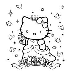 Top 75 Free Printable Hello Kitty Coloring Pages Online Hello Kitty Colouring Pages Kitty Coloring Hello Kitty Coloring
