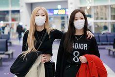 Blackpink Fashion, Daily Fashion, South Korean Girls, Korean Girl Groups, Black Pink ジス, Red Green, Blue Grey, My Girl, Cool Girl