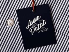 40 Cool Clothing Labels and Hang Tag Designs - 21 - Pelfind