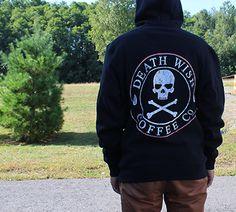 Win the Brand New, Unreleased Death Wish Hoodie!