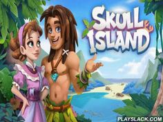 Skull Island  Android Game - playslack.com , aid the well-kown British boffin and his daughter investigate the bizarre island. make a collection of constructions and occupation parts. The important characters of this game for Android, academician Parker and his daughter Jane, ended up on an island off the shore of Africa after a ship. aid the courageous scientists investigate the whole island. Look for useful assets and destroys of primitive temples. Meet the locals. Create a body where the…