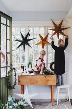 In proud collaboration with Be a light in this world, let it lead your way. It's getting so dark now, and we all need to do… Christmas Time Is Here, Christmas Mood, Noel Christmas, Merry Little Christmas, Simple Christmas, All Things Christmas, Christmas Tables, Coastal Christmas, Modern Christmas