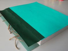 Binding Single Sheets (Whip Stitching): Step 3