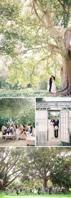 Amazing Wedding/Celebration Ideas - Photographer: Caroline Tran - Flowers & Decor: Tricia Fountaine Design - Reception Venue: Rancho Dos Pueblos
