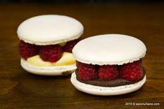 Something Sweet, Macarons, Cheesecake, Deserts, Food, Plant, Cheesecakes, Essen, Macaroons