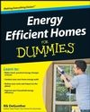 Energy Efficient Homes For Dummies:Book Information - For Dummies