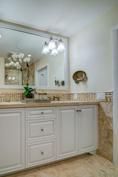 Small Bath - Second Place Name: Alena Capra, CKD, CBD  Photo: Darryl Nobles