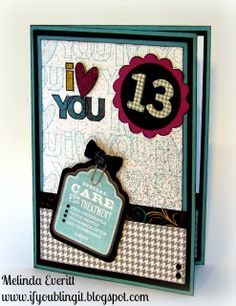 If You Bling It: December Stamp of the Month Blog Hop - Special Care #LaughingLola #SparkleAndShine #M1026DottedLove