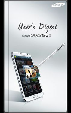 The samsung galaxy note 2