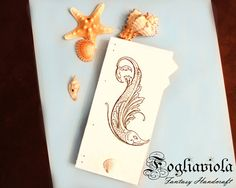 White Fish Journal available on Fogliaviola.com !    #fishjournal #handmade #journal #copticstitch #copticjournal #handmadebook #whitebook #fishbook #idearegalo #vintagebook #vintagefish #shellbook #shelljournal #summerbook #victorianjournal #victorian #seabook #sealife #sirena #mermaid #mermaidbook #mermaidjournal