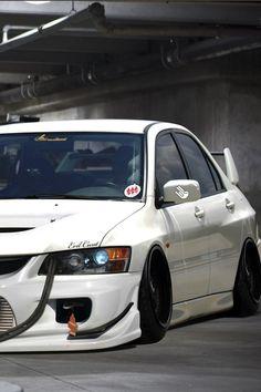 White EVO 9