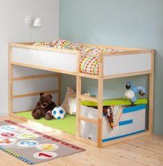 40 Cool IKEA Kura Bunk Bed Hacks | ComfyDwelling.com #PinoftheDay #cool #IKEA…