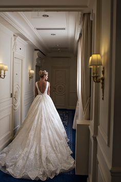 Abito da Sposa Nicole - Collezione ALESSANDRARINAUDO BRIDGET ARAB17630 2017