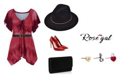 """Rosegal"" by racheldenisnefeke on Polyvore featuring Alexander McQueen, M&Co and Marc Jacobs"