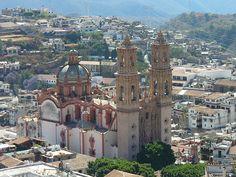 Taxco, Guerrero, Mexico The Silver City