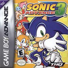 Sonic Advance 3 (SEGA), GBA