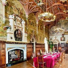 Cardiff Castle, Banqueting Hall