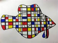 mondrian animaux - Bing images