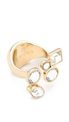 Maison Martin Margiela Palms of Jewels Ring