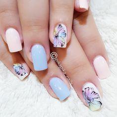 colorful spring  #watercolornail #watercolor #nailart #nail #nails #fashion #naildesign #nailpolish #cute #nailswag #polish #ネイル #art #네일아트 #셀프네일 #nailartjunkie #beauty #gelnail #design #watercolornailart #네일 #watercolornails #selfnail #nailsalon #수채화네일 #젤네일 #ネイルサロン #ネイルアート #wedding #pikapika_nails