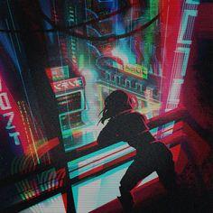 cyberpunk isn't dead