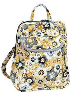 Bag - Backpack Pattern - byAnnie - Back At Ya Mini Backpack Purse Bag Patterns To Sew, Sewing Patterns, Mini Backpack Purse, Small Backpack, Tote Bag, Backpack Pattern, Backpack Tutorial, Craft Bags, Fabric Bags