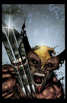 Zombie Wolverine!