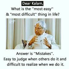 Image result for be a player quote of a.p.j. kalam