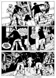 Pagina 55 - L'alba dei morti viventi - lo speciale #Halloween de #iSarcastici4. #LuccaCG15 #DylanDog #fumetti #comics #bonelli