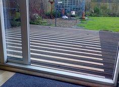 3. Improve patio and garden decking safety with anti-slip deck strips.
