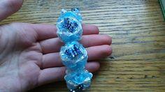 NEW Rainbow Loom Pearl of the Sea Bracelet tutorial by Expert Looms