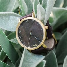 • • 15% OFF This Item Until 12/20 - Use Coupon Code HOLIDAY15 at checkout! • • The Helm was designed as a daily use timepiece. The minimalist design