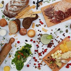 Whet your appetite with freshly baked breads and a wide selection of cheeses at HEAT, where fresh produce takes the spotlight. - at Edsa Shangri-La, #Manila