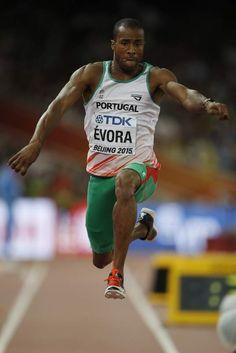 Nelson Évora #portugal #Atletismo #iaaf2015 #triplejump #bronze #voanelson