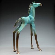 Alex Alvis's The House Horse Series: Look!