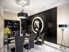 Marilyn Monroe interior design