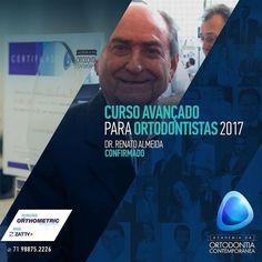 Ortodontia interceptativa com o professor dos professores Dr. Renato Almeida. Aqui você terá um curso completo do tema e não uma palestra de congresso. http://ift.tt/1lTXaEA