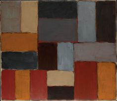 Sean Scully (b. 1945), Wall of Light, Temozon, 2002. Oil on canvas, 72 x 84 in. (183 x 213.4cm.)