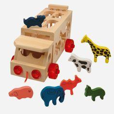 Kraamkado's & Naamkadootjes: Voordelen van Houten speelgoed